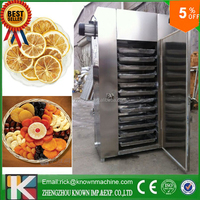 industrial washing and drying machine for fruit vegetable/vegetable powder making machine/onion powder processing machine