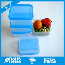 small microwavable food storage container with airtight