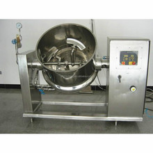 Normal Steam Type Jacket Kettle Cooker