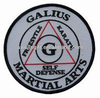 GALIUS MARTIAL ARTS patch