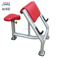 100% Factory Luxurious High Quality Scott bench Commercial gym machine AMA8825