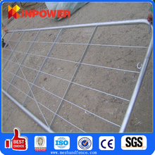 hot-dip galvanized iron farm gate manufacturer