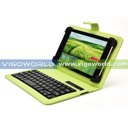For 11.6 inch tablet pc leather keyboard case, 11-12 inch universal tablet BLUETOOTH keyboard case for microsoft surface 3