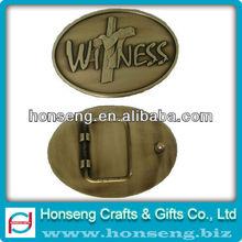 zinc alloy pin belt buckles