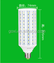 Factory price high quality 360 degree beam 35W 95lm/w led corn light bulb with CE Rohs