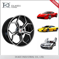 Replica forged competitive price alibaba automotive wheel