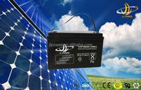 Solar power system battery 12v 100ah sealed lead acid battery/gel battery/deep cycle battery long life best sale