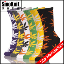 Plantlife Hemp Weed Leaf Marijuana Socks For Alibaba IPO