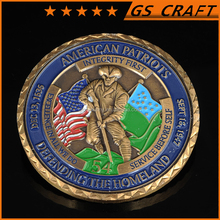 Enamel metal challenge coin badge,custom medal coins,commemorative round coins - NO MOQ