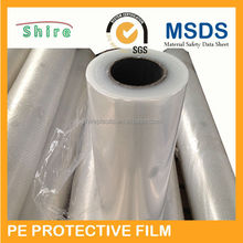 Modern most popular acp surface pe adhesive protective film