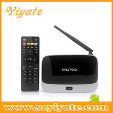tv digital converter box CS918 XBMC Miracast+Dlna+Airplay rk3188 2g ram 8g rom google android tv box quad core