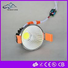 led lamps cool white adjustable recessed led downlight