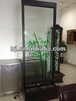 room dividing screen fountain solution for printing