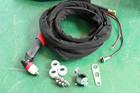 Panasonic P80 ar de refrigeração de corte plasma da tocha para mão de alta freqüência