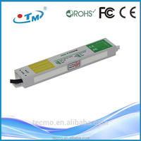 High quality constant voltage led driver with waterproof ip67