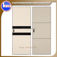 Modern style laminate bedroom wardrobe door