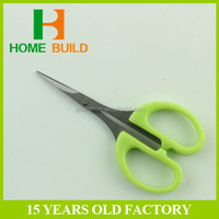 Factory price HB-S4001 Pictures Of Household Plastic Stationery Items Scissors