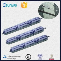 Bai Yun SS511B high performance weatherproof silicone sealant for glass curtain wall