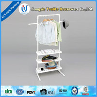 wholesale easy clothes display rack for kids