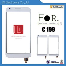 2015 Replacement parts touch screen digitizer For Huawei C199