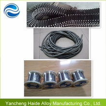 FeCrAl alloy heating resistance cheap price electric stove wire