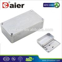 Daier electrical box and enclosures