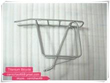 XACD titanium bicycle rear rack titanium luggage rack for frame custom