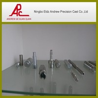304 stainless steel casting fitting casting cnc machining parts