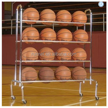 Modern Friendly Basketball Display Shelf