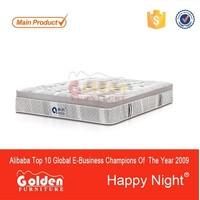 9 yr Gold Supplier CIFF design korea mattress GZ2015-11