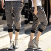 Simple models with multi-color pocket pants loose men's casual pants men's pant sports