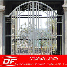 Wrought Iron Main Gate Designs for Home(Manufactory)