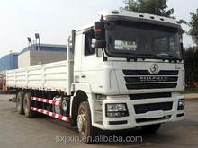 SHACMAN F3000 6*4 Heavy Duty Cargo Truck