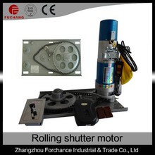 Specialized Rolling shutter door motor with 500kg