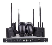 15-18V power input long range wireless full duplex communication