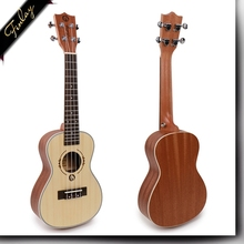 Finlay FU-YS2 24'' Spruce Plywood Good Quality China Guangdong Cheap Ukulele