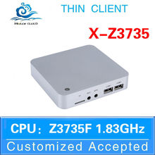 New arrival mini pc computer Z3735 2G RAM 32G SSD living room office game small htpc desktop