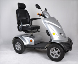 Mobility scooters for bariatric seniors