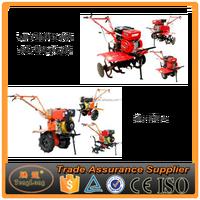 186F Diesel Engine Mini Power Tiller Cultivator For Sale