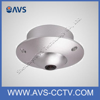 New Sony 600tvl Fish eye CCTV camera with audio can record sound special for elevator security system