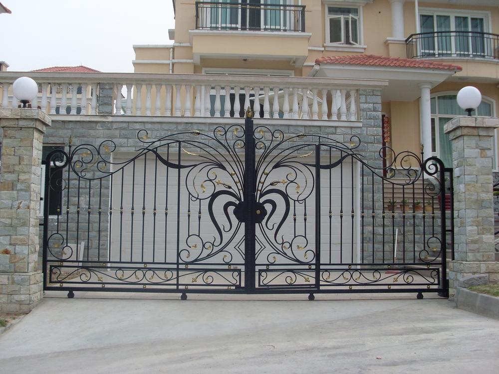 Gates Designs Wrought Iron Gate Designs House Gate Designs Main Beautiful Main Gate Designs Basic
