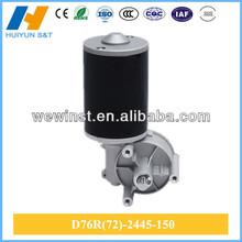 D76r(72)- 2445- 150 dc motor eléctrico voltios 24