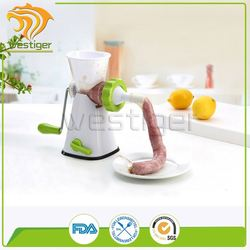 Hot sale mini chopper 110cc automatic meat cutting machine