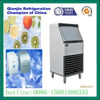 ice pop machine making