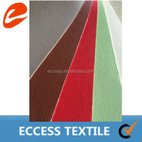 100% PU Synthetic Leather for shoes/ car seat / sofa / home textile