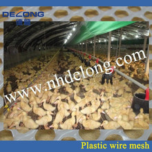 Better quality and lower price chick plastic flat nets(manufacturer)