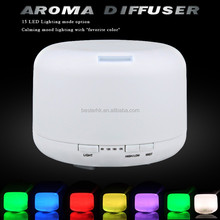 Ultrasonic Air Humidifier with 15 led lighting mode option(JSQ007)