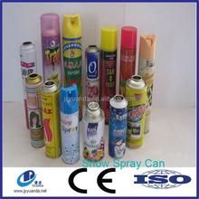 snow spray tinplate can /empty spray tin can