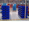 China Full range size of Plastic Combined Storage bins For Racking