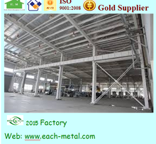 High Quality Construction Building Light Steel Structure For Coal Storage